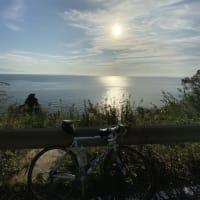 長崎、ロードバイクライド、慣れてきました。