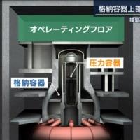 明日に向けて(1971)格納容器上部に約2~4京ベクレルの汚染で廃炉が遅れる?実際は廃炉計画そのものが虚構なだけ!