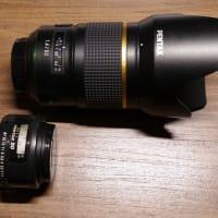 PENTAX-D FA★ 50mmF1.4 SDM AW Vs smc PENTAX-FA 50mmF1.4