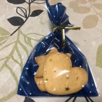 アポロヨーグルトとクッキー!
