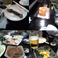 沖縄料理を楽しんだ