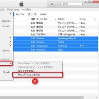 【無料・簡単】iTunesでWAVをMP3に変換してiPhoneに入れる方法