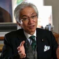 西田昌司は「野党5党派」と考えが一致:消費税増税反対、MMT理論推進