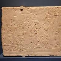 ミュージアム巡り ANCIENT EGYPT ヘテペトのレリーフ