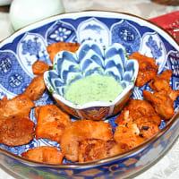 北インド料理 タンドリーチキン