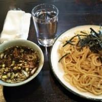荻窪丸長中華そば店 変わらぬ味のつけ麺を味わえました。