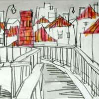 2137. ポルティマオンの歩道橋
