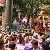 令和最初の三社祭 2019.5.18