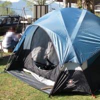 今度はテントをお譲りします
