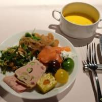VIEW & DINING THE SKY 『ディナービュッフェ』 @赤坂見附(ホテルニューオータニ)
