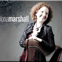 「アイリッシュ・ハープ」-トリーナ・マーシャル(Triona Marshall)