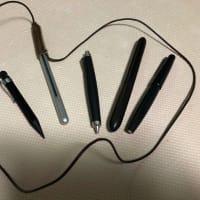 これが最近のお気に入りの筆記具
