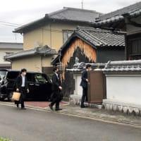 奈良・香芝前市議を収賄の疑いで逮捕  大阪地検特捜部   「朝日」