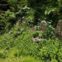 釜渡戸の花崗岩への旅 (山形県南陽市釜渡戸)