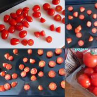 ドライトマト/ショコラ・チーズすふれ