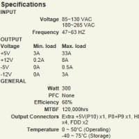 産業用 電源ユニット ACE-932A-RS (AT仕様)