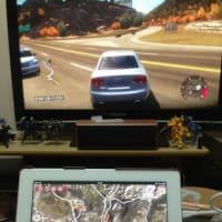 XBOX360 + iPad