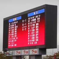 2019 J1リーグ第29節 名古屋0-2仙台