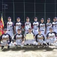 第3回企業杯争奪軟式野球大会