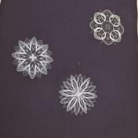 5月の催し「江戸刺繍展」