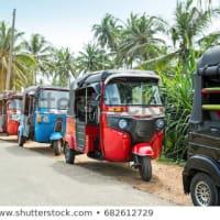 カンボジアの乗り物は面白い