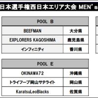 〔大会結果〕第5回3x3日本選手権西日本エリア大会