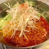 仕事終わりの韓国料理