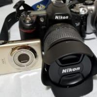 カメラを整理する。