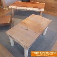 925、日本の木を使った木の家具たちを色々とご紹介いたします。 一枚板と木の家具の専門店エムズファニチャーです。