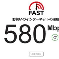 おおお、この速度は!