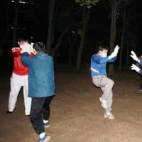至誠塾大阪 05/08.09 稽古