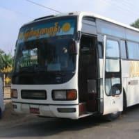 長距離バスのサービス向上