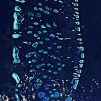 インド洋の真珠の首飾り モルディブ