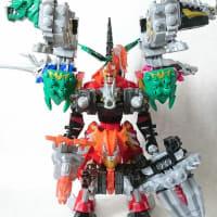 騎士竜シリーズ06 DXディメボルケーノ