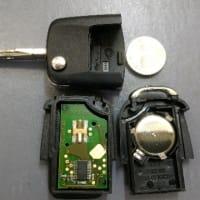 フォルクスワーゲン リモコンキー電池交換