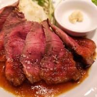 銀座ライオン REO(丸の内)の「10品目の焼き野菜サラダ」「アンガス牛のローストビーフ」等