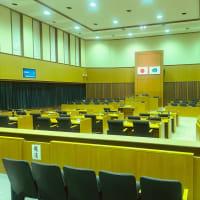 臨時議会に出席しました。