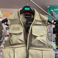 tributary vestなど