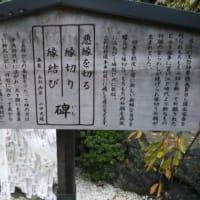 山里亮太と 橋本マナミ 縁を結んだ「地主神社」