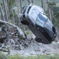 """【ランドローバー】最新作""""007""""での「レンジローバースポーツ」を起用したスタントシーンを公開!"""