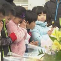 "【nhk news web】 (重要記事)1月17日 19時21分、""""阪神・淡路大震災から25年 被災地で犠牲者を追悼"""""