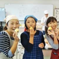 古市場小学校にて和菓子教室を行いました♪