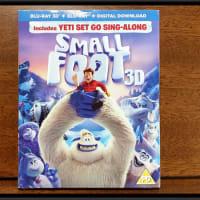こびさんから、海外3D盤ソフト『Smallfoot3D』が到着!