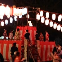 令和元年の大口公園の夏祭り