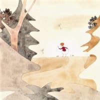 京都・響き館  『ひばりに 』絵本原画展