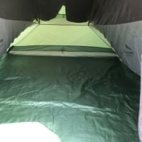 テントの暑さ対策!