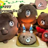 ブラウン生誕祭