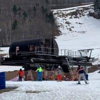 今シーズン最後のスキー(たぶん?)