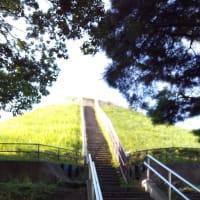 都筑区 富士見公園の富士山 へ !!