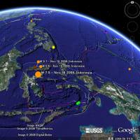 インドネシアでM7・5の強い地震